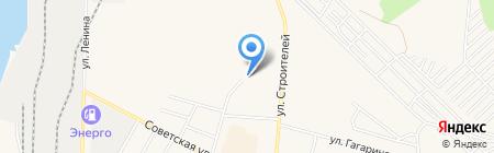 КвадроШоу на карте Среднеуральска