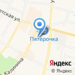 Орхидия на карте Среднеуральска
