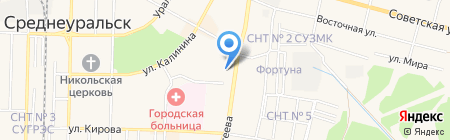 Vita-Дент на карте Среднеуральска
