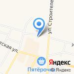 Городское хозяйство на карте Среднеуральска