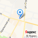 ФИАНИТ-ЛОМБАРД на карте Среднеуральска