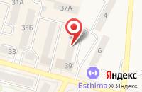 Схема проезда до компании Элект в Среднеуральске
