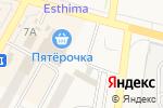 Схема проезда до компании Магазин одежды в Среднеуральске