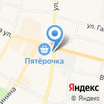 Компания по изготовлению памятников на карте Среднеуральска