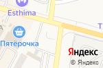 Схема проезда до компании Среднеуральская в Среднеуральске