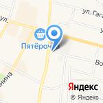 Гарант на карте Среднеуральска