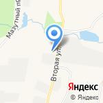 Минеральные корма на карте Среднеуральска