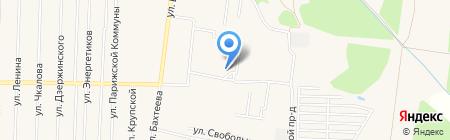 ХОУМ-СЕРВИС на карте Среднеуральска