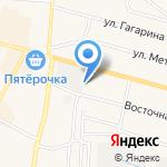 Среднеуральский РКЭС на карте Среднеуральска