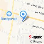 Бурмастер на карте Среднеуральска