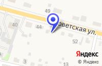 Схема проезда до компании ГОРЭЛЕКТРОСЕТЬ в Среднеуральске