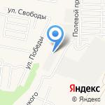 9 ОСТРОВОВ на карте Среднеуральска