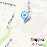 ФБС-Строй на карте Среднеуральска