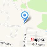 Атомстройкомплекс на карте Среднеуральска