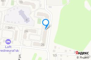 Снять однокомнатную квартиру в Среднеуральске Лесная ул., 2Б
