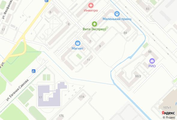 жилой комплекс Новелла