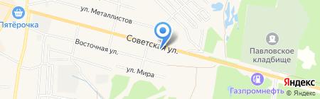 Психокоррекционный центр лечения нервов под гипнозом на карте Среднеуральска