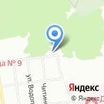 Лыжная база на ст. Екатеринбург-сортировочный на карте Екатеринбурга