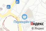Схема проезда до компании Микс Travel в Екатеринбурге