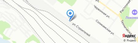 Ритуал-Дизайн на карте Екатеринбурга