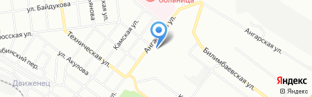 ДезГарант на карте Екатеринбурга