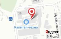 Схема проезда до компании Стройресурс в Екатеринбурге