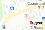 Схема проезда до компании Екойл в Екатеринбурге