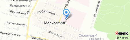 Радуга на карте Екатеринбурга