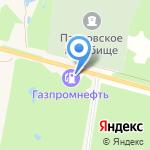 Газпромнефть-Урал на карте Среднеуральска