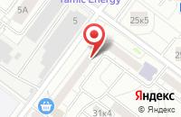 Схема проезда до компании Стальарсенал в Екатеринбурге