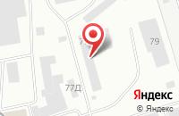Схема проезда до компании Ангелина в Екатеринбурге