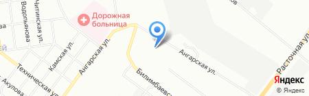 Детский сад №46 на карте Екатеринбурга