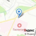 Сибирь на карте Екатеринбурга