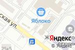 Схема проезда до компании Vel vett в Екатеринбурге