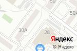 Схема проезда до компании ДЮСШ по тхэквондо в Екатеринбурге