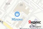 Схема проезда до компании Магазин строительных материалов и электротоваров в Екатеринбурге