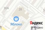 Схема проезда до компании Монетка в Екатеринбурге