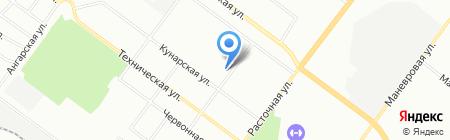 НЕМО на карте Екатеринбурга