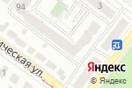 Схема проезда до компании Колибри в Екатеринбурге