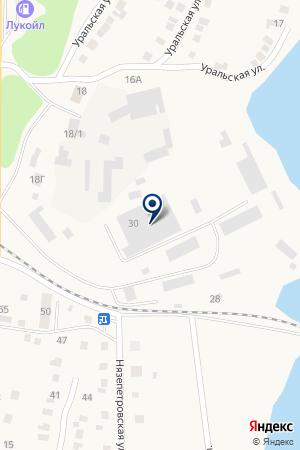 АВТОТРАНСПОРТНОЕ ОБЪЕДИНЕНИЕ Г.КЫШТЫМ на карте Кыштыма