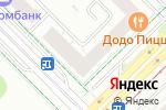 Схема проезда до компании EKA-NOUTBUK в Екатеринбурге
