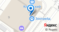 Компания ЦИТТранс М на карте