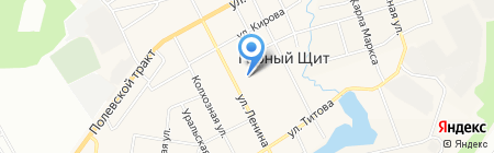 Почтовое отделение №902 на карте Екатеринбурга
