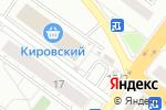 Схема проезда до компании Fashion City в Екатеринбурге