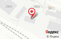 Схема проезда до компании Селена в Екатеринбурге