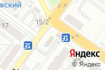 Схема проезда до компании Автосервис в Екатеринбурге
