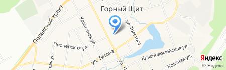 Селянка на карте Екатеринбурга