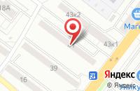 Схема проезда до компании Вендкинг в Екатеринбурге