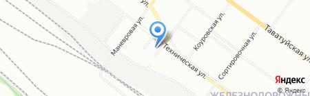 Дизайн Груп на карте Екатеринбурга