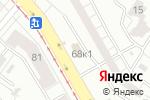 Схема проезда до компании AutoGears66 в Екатеринбурге